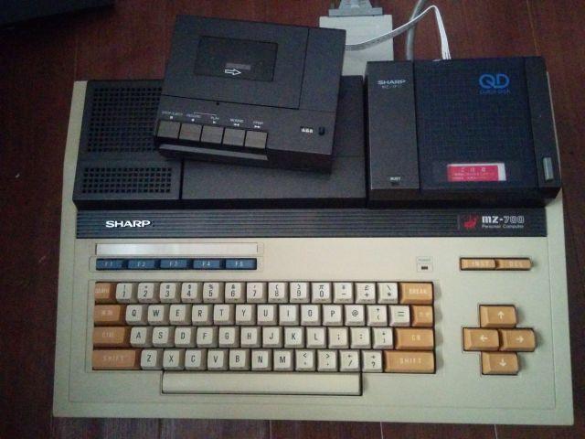 MZ-700 QDシステム
